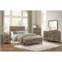 Mandan Queen Bed