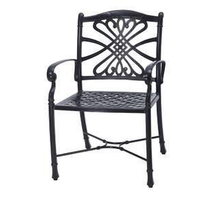 Gensun Casual Living - Bella Vista Cushion Dining Chair