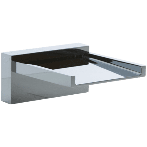 Quarto Deck Mount Open Waterfall Alternative Tub Filler Rough is Included
