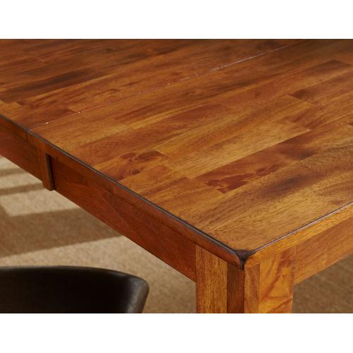 "Mango Counter Table w/18"" Butterfly"