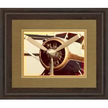 """Short Trip Il"" By Kathy Mansfield Framed Print Wall Art"