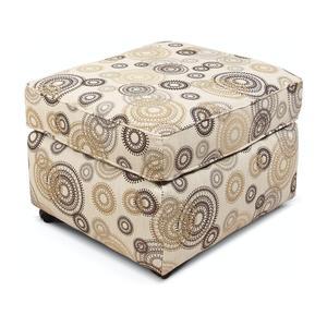 England Furniture2407r Malibu Ottoman