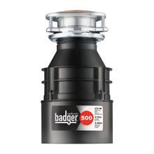 See Details - Badger 500 Garbage Disposal, 1/2 HP