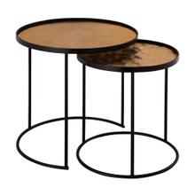 Eve Round Nesting Tables by Inspire Me! Home Decor