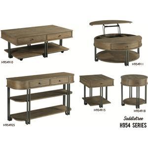 England FurnitureH954 Saddletree Tables