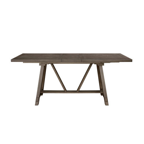 Farmhouse Extension Leaf Table - Carbon (Base)