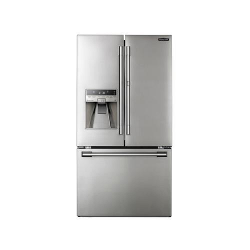 Signature Kitchen Suite - 36-inch Counter-Depth French Door Refrigerator