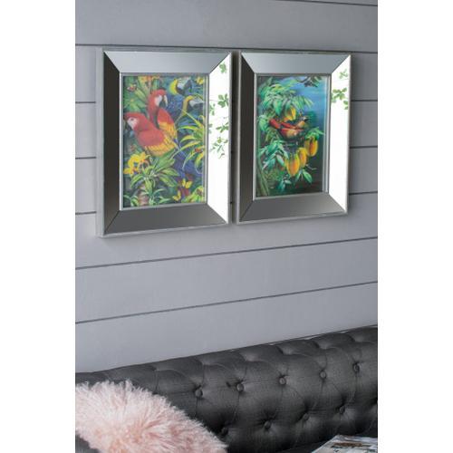 A & B Home - S/2 Wall Art