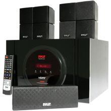 5.1-Channel Bluetooth® Receiver and Surround Sound Speaker System