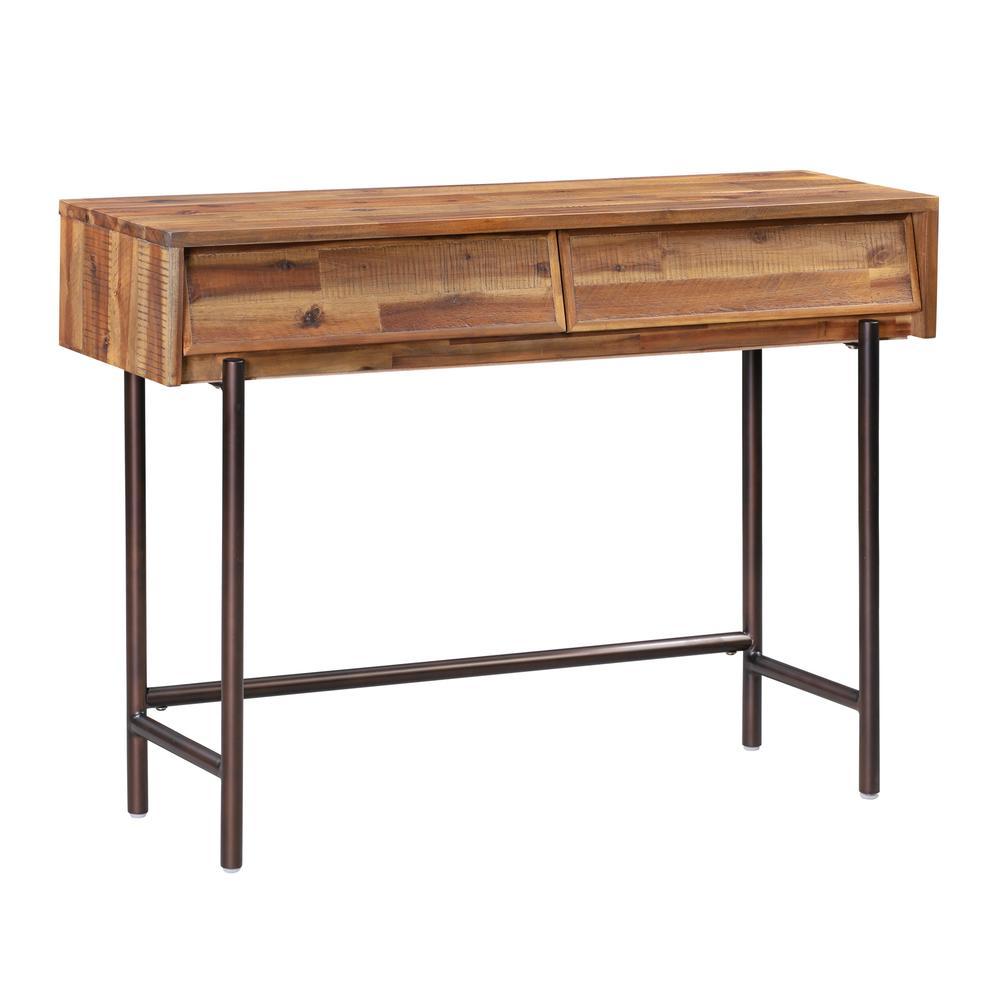 Bushwick Wooden Console Table