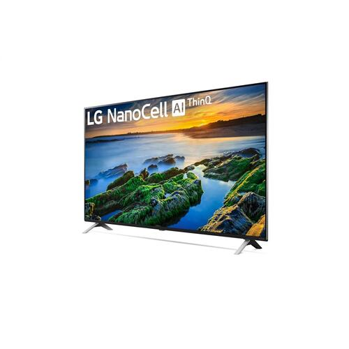 LG NanoCell 85 Series 2020 49 inch Class 4K Smart UHD NanoCell TV w/ AI ThinQ® (48.5'' Diag)