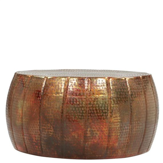 Riverside - Coffee Table - Hammered Copper Finish