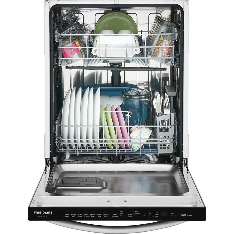 Frigidaire Gallery 24'' Built-In Dishwasher with EvenDry™ System