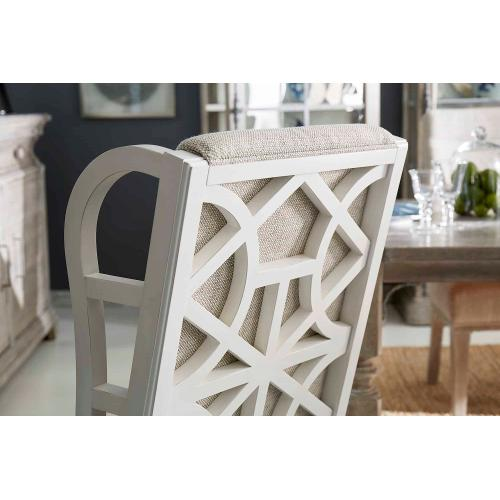 Summer Creek Stickwork Garden Side Chair