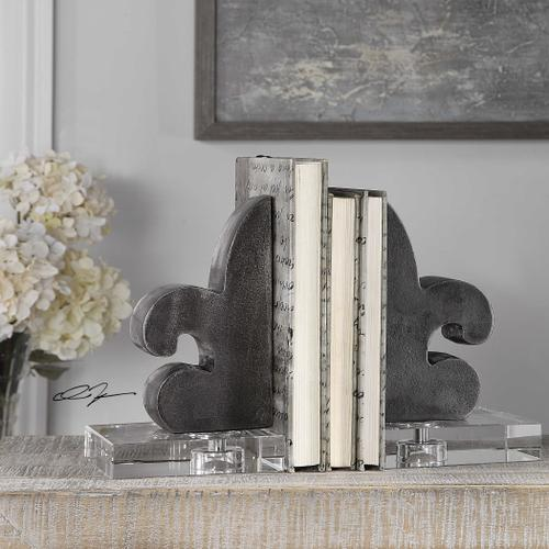Lily Bookends, S/2