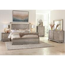 KHLOE - 4 Piece Master Bedroom Set
