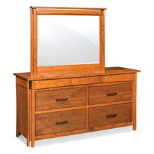 "Sheridan 7-Drawer Dresser, 62""w"