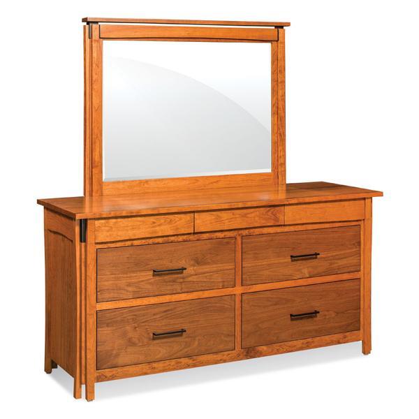 "Sheridan 7-Drawer Dresser, 62""w"