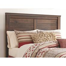 Queen Quinden Panel Bed w/rails