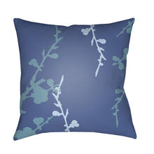 "Chinoiserie Floral CF-018 18"" x 18"""
