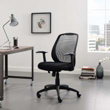 Intrepid Mesh Office Chair in Black