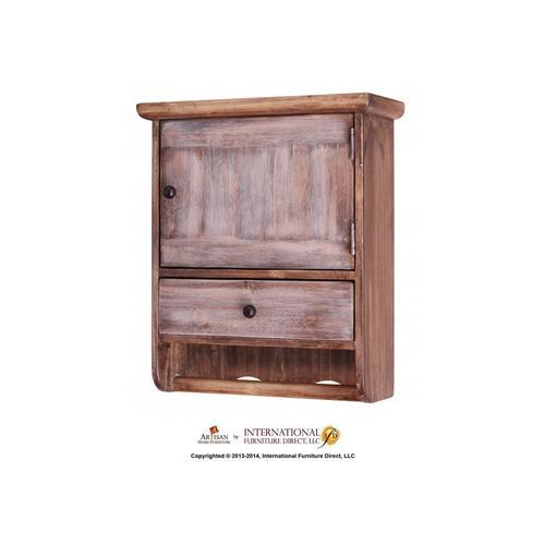 Artisan Home Furniture - 1 Door, 1 Drawer Storage
