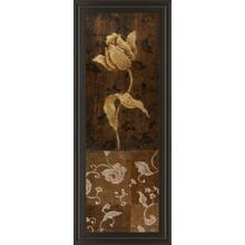 """Golden Tulip I"" By Tava Studios Framed Print Wall Art"