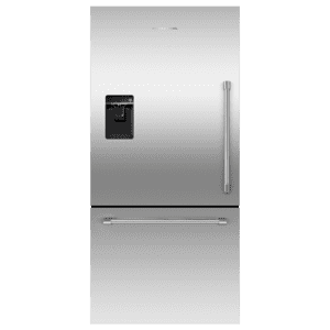 "Fisher & PaykelFreestanding Refrigerator Freezer, 32"", 17.5 cu ft, Ice & Water"