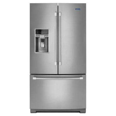 """36"""" French Door Refrigerator with Fingerprint Resistant Stainless Steel Exterior - 27 cu. ft. Product Image"""