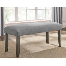 See Details - Emily Backless Bench