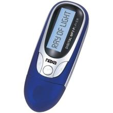 See Details - 4GB MP3 Player with FM Radio (Blue)