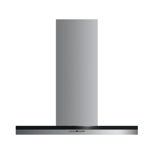 "Wall Range Hood, 36"", Box Chimney"
