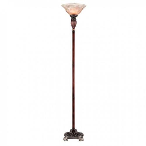 Furniture of America - Luna Torchiere Lamp