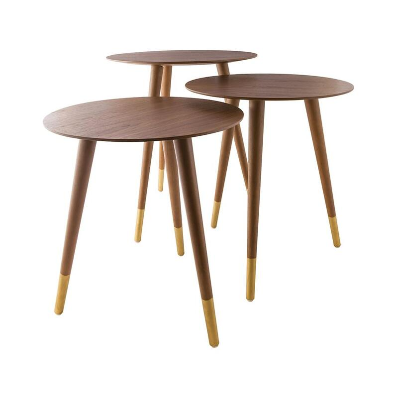 Jetset Accent Table (set of 3)