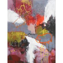 Modrest ADC7191 - Abstract Oil Painting