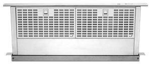 "Euro-Style Stainless 30"" Telescoping Downdraft Ventilation"