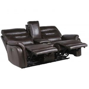 Fortuna Recliner Console LovePwr/Pwr Coffee
