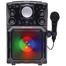 See Details - Portable MP3 Karaoke Player with Bluetooth®, PA, and Built-In Battery