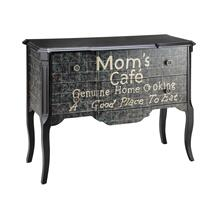See Details - Accent chest 2 drawer caf