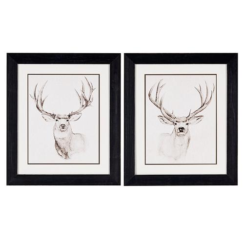 Crestview Collections - Natural Buck 1 & 2