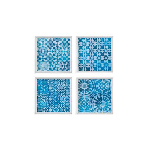Bassett Mirror Company - 4 PC Blue My Mind