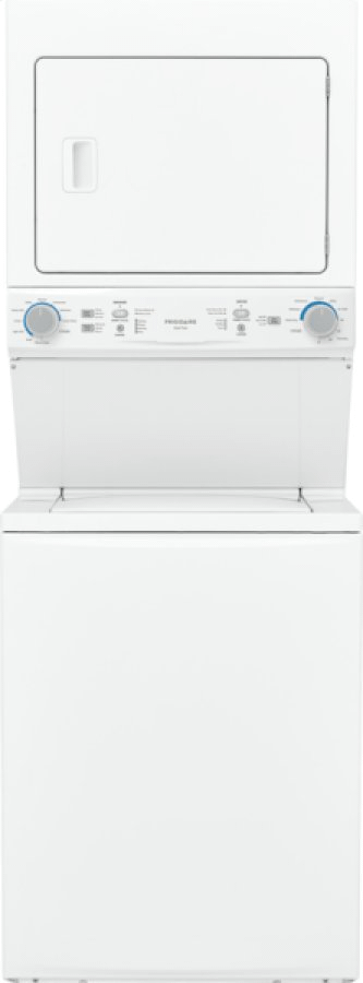 Frigidaire Electric Washer/Dryer Laundry Center - 4.3 Cu. Ft Washer and 5.6 Cu. Ft. Dryer