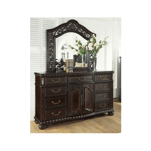 Monte Carlo Dresser / Mirror