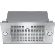 DA 2360 - Insert ventilation hood with energy-efficient LED lighting and backlit controls for easy use. Product Image