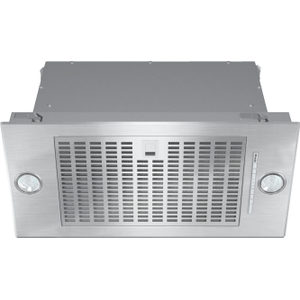 MieleDA 2360 - Insert ventilation hood with energy-efficient LED lighting and backlit controls for easy use.