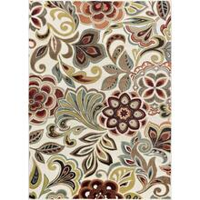 Deco - DCO1025 Ivory Rug (Multiple sizes available)
