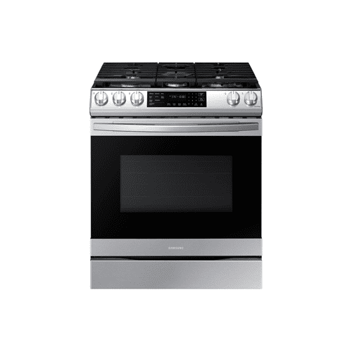 6.0 cu. ft. Gas Range with True Convection and Air Fry in Stainless Steel