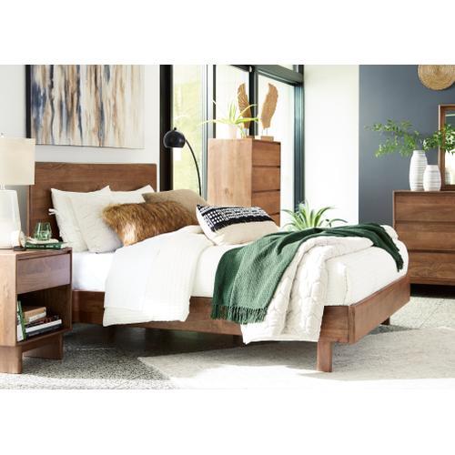 Isanti Queen Panel Bed