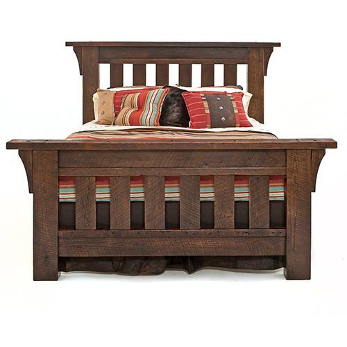 Oak Haven Bed - King Headboard Only