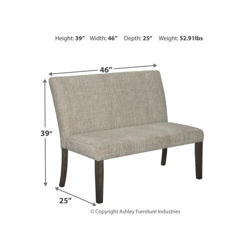 Product Image - Dining Table and 4 Chairs and Bench
